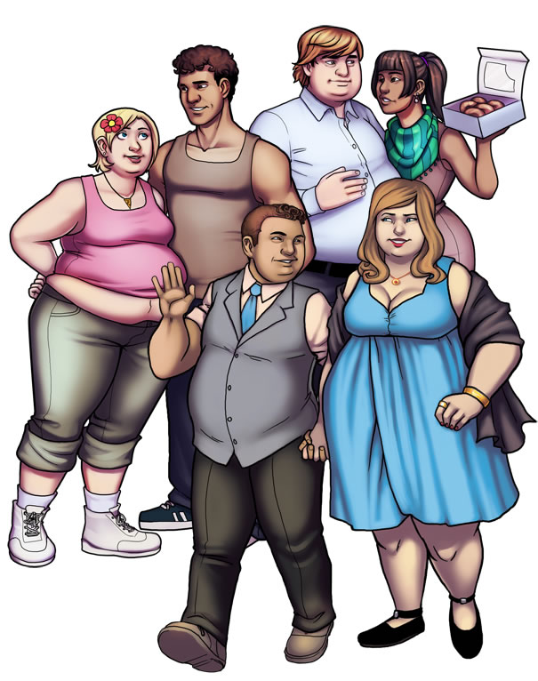 Fat Fetish - Fat Dating Site For Fat People And Fat Admirers